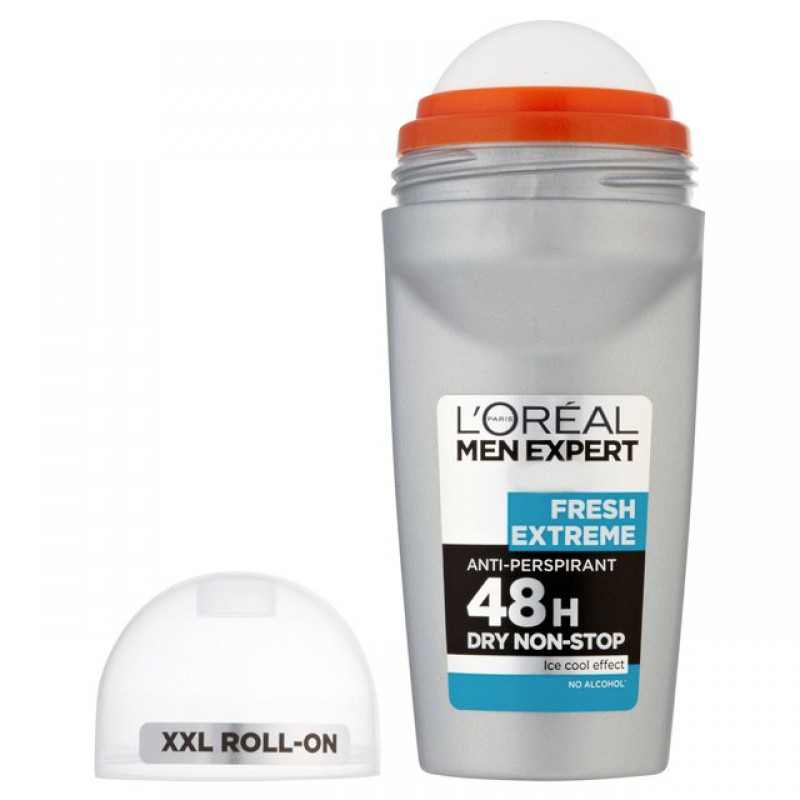 Loreal Men Expert Fresh Exreme Anti-Perspirant Deodorant Roll-On