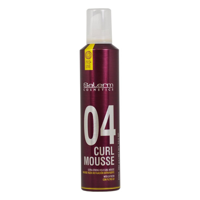 salerm 04 curl mousse