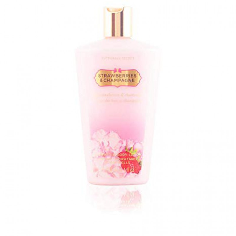 body lotion strawberries