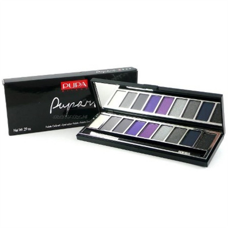 pupa pupart ayeshadow palette 02