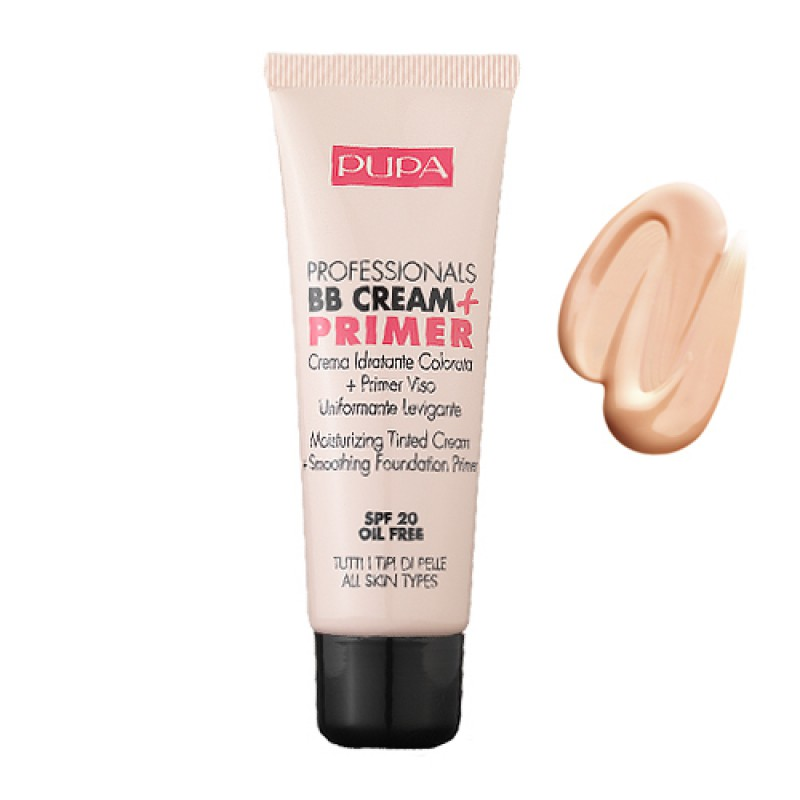 Pupa Primer BB CREAM ۰۰۱