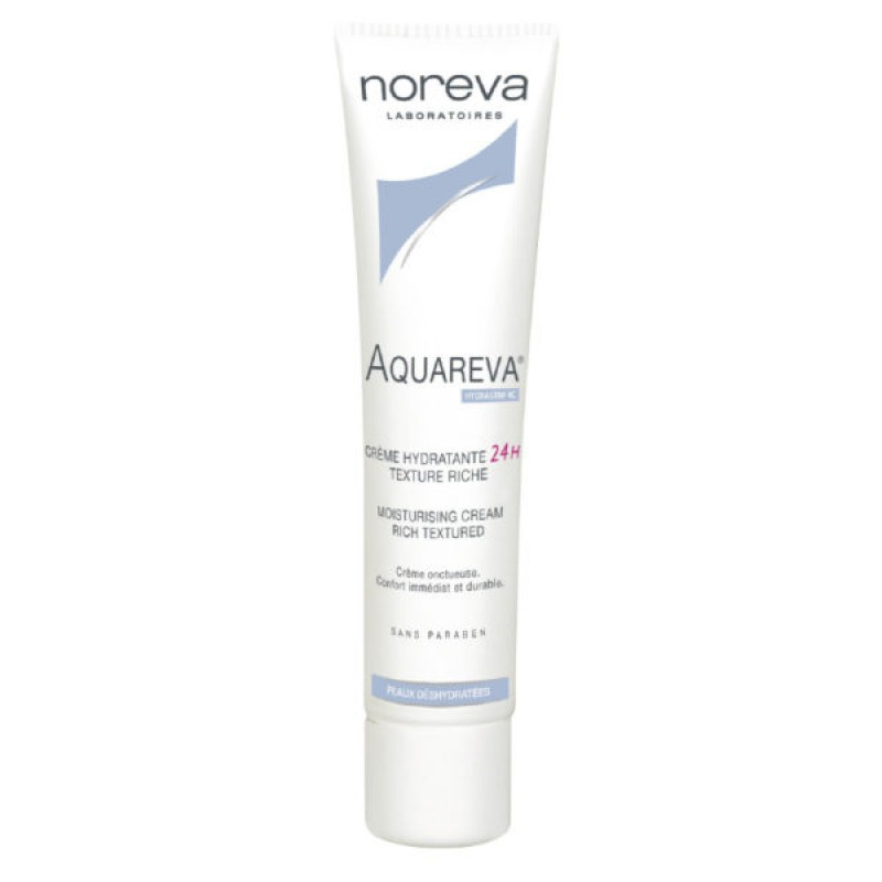 Aquareva Moisturizing Cream Rich Texture