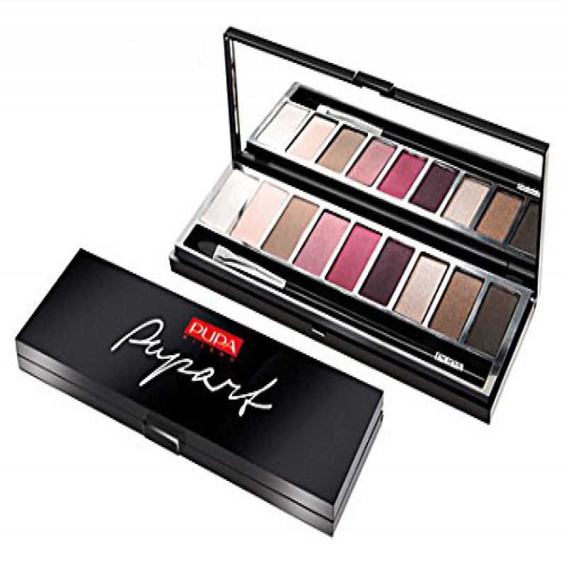 pupa pupart ayeshadow palette 03