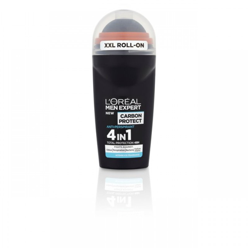 Loreal Men Expert Carbon Protect 4in1 Anti-Perspirant Roll-On