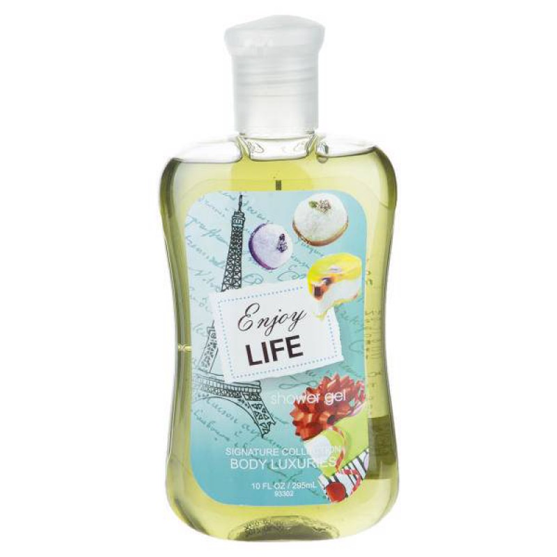 Body Luxuries Enjoy Life Body Shampoo 295ml