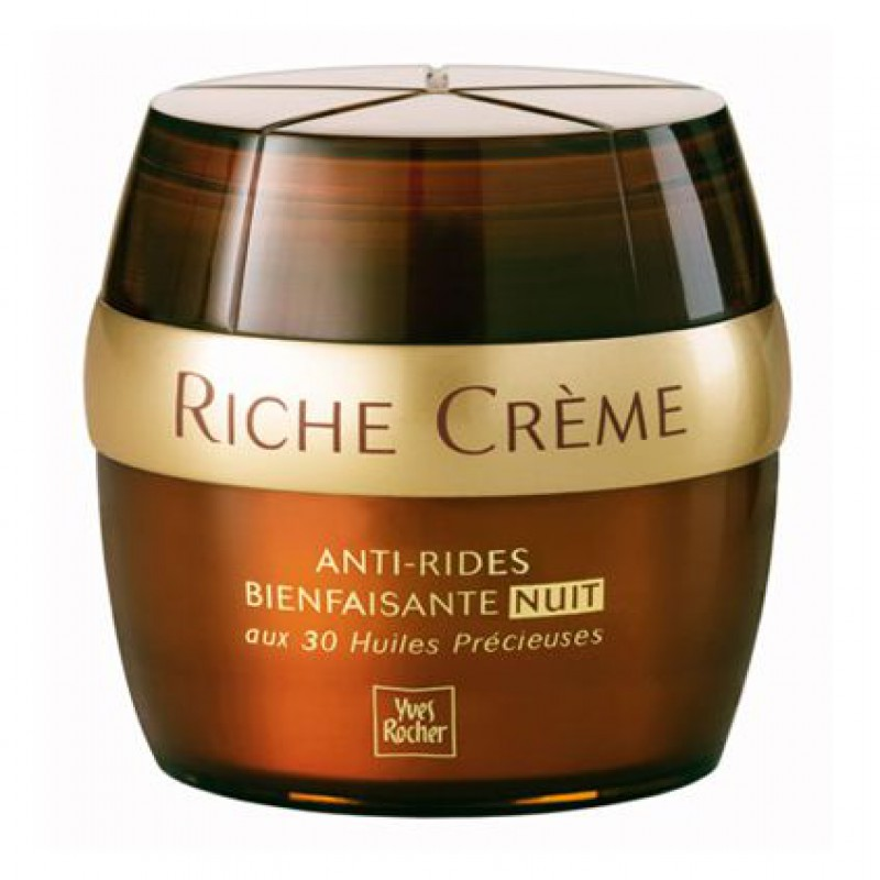 riche creme wrinkle reducing night cream