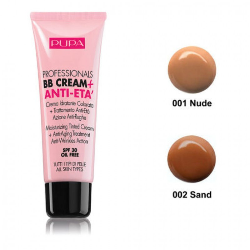 Pupa Anti Aging Treatment BB CREAM ۰۰۱