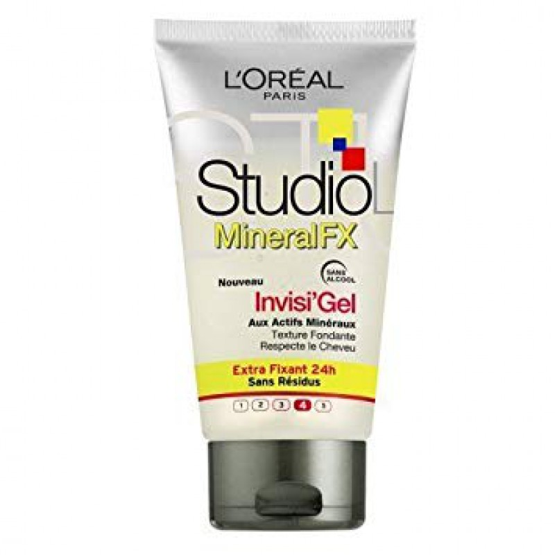 LOreal Paris Mineral Fx Hair Gel