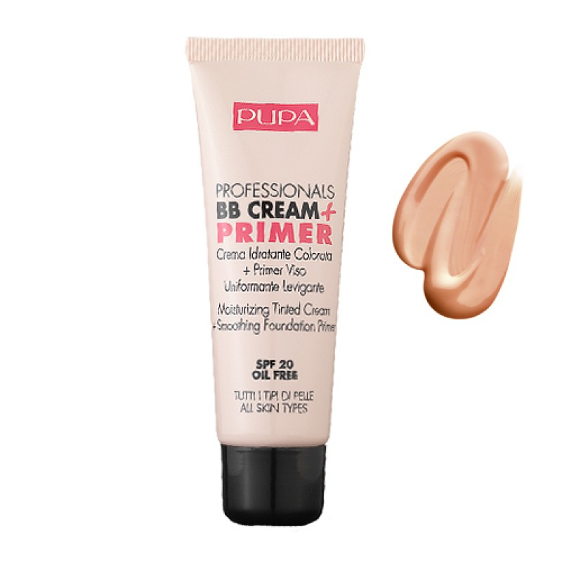 Pupa Primer BB CREAM ۰۰۲